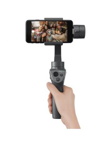 DJI Osmo Mobile 2 Handheld Gimbal Stabilizer for Smartphone (Black)