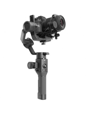 DJI Ronin SC Pro Handheld Camera Gimbal Combo (Black) | 360 Degree Movement | with Focus Motor Rod Mount, Focus Wheel and Focus Gear Strip