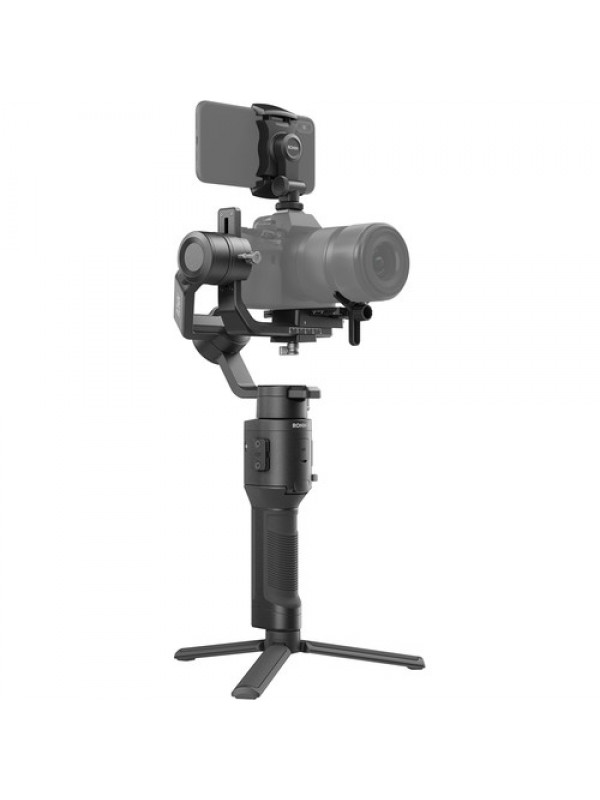DJI Ronin SC 3-Axis Handheld Camera Gimbal (Black) | 360 Degree Movement