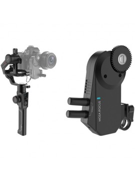 MOZA iFocus Wireless Follow Focus Motor Focus Controller for MOZA Air 2/Air/AirCross Gimbal Stabilizer Wireless DSLR Camera Lens Control System iFocus