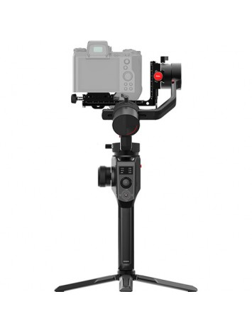 MOZA AirCross 2 Professional Kit Handheld Stabilizer with iFocusM Motor Sleek Design Lightweight Gimbal for Camera up 7Lb Auto-Tuning Advanced Shooting Modes 12H Battery Intuitive Control Panel
