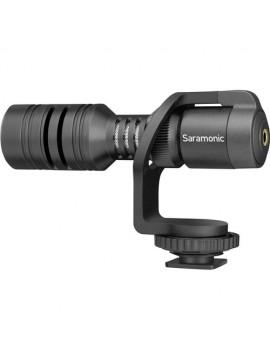 Saramonic Vmic Mini Condenser Video Microphone for DSLR & Smartphone