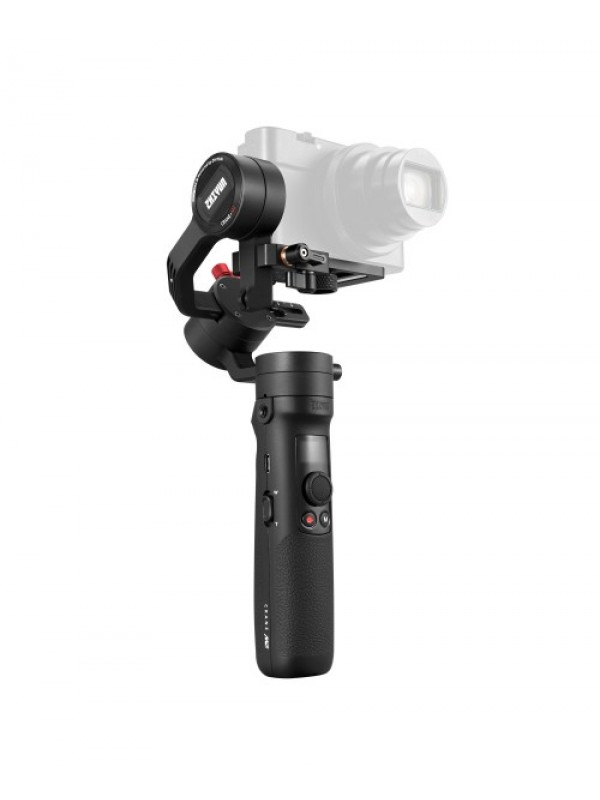 ZHIYUN Crane M2 3-Axis Gimbal Stabilizer for Light Mirrorless Camera, Action Camera, Smartphone, for Sony A6000, A6300, A6500, RX100M, GX85, Gopro Hero 5/6/7, iPhone Xs XR, WiFi/Bluetooth Control, 720g Payload