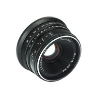 7artisans Photoelectric 25mm f/1.8 Lens for Sony E (Black)