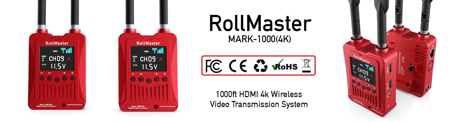 RollMaster 4K