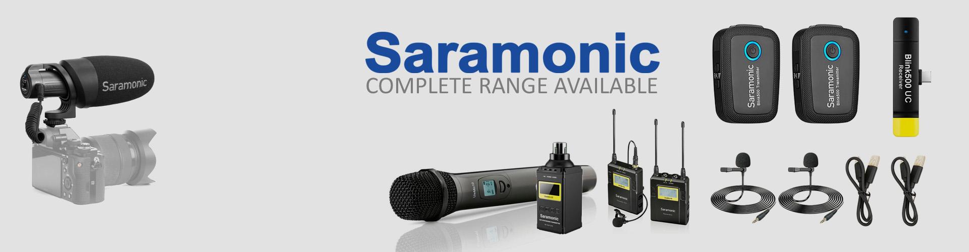 Saramonic Microphones