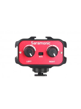 SARAMONIC SR AX100