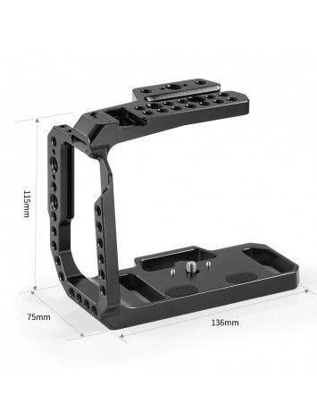 SMALLRIG HALF CAGE FOR BLACKMAGIC DESIGN POCKET CINEMA CAMERA 4K 2254