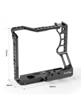 SMALLRIG CAGE 2268 FOR SONY A6000 A6300 A6500 WITH MEIKE MK A6300 A6500 BATTERY GRIP