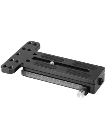 SMALLRIG  BSS2283 COUNTERWEIGHT MOUNTING PLATE  ARCA TYPE  FOR ZHIYUN WEEBILL LAB GIMBAL