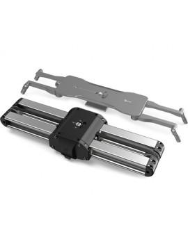 Zeapon Micro 2 Micro Rail Slider with EasyLock 2 & Ball Head Bundle