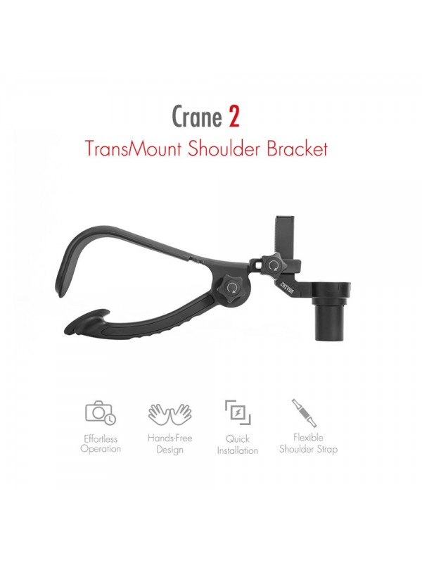 Zhiyun Crane 2 Shoulder Bracket