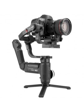 Zhiyun Crane 3 LAB 3-Axis Handheld Stabilizer Gimbal Redefine Stabilizer 4.5KG Payload for All Almost Mirrorless Cameras DSLRs,Versatile Structure,Wireless Image Transmission ViaTouch